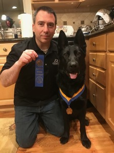 MILO Canine Good Citizen Award 2018